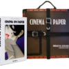 Cinema On Paper Special Edition Film Reel Case